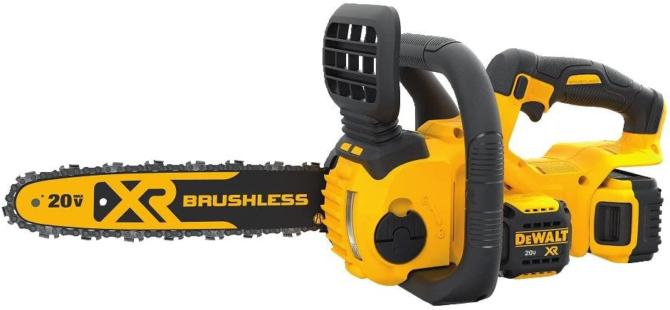 Best Chainsaw for the Money DeWalt DCCS620B Chainsaw