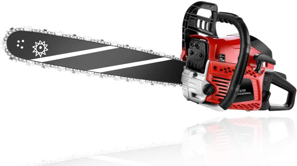 Best Chainsaw for the Money Homdox 62CC Chainsaw