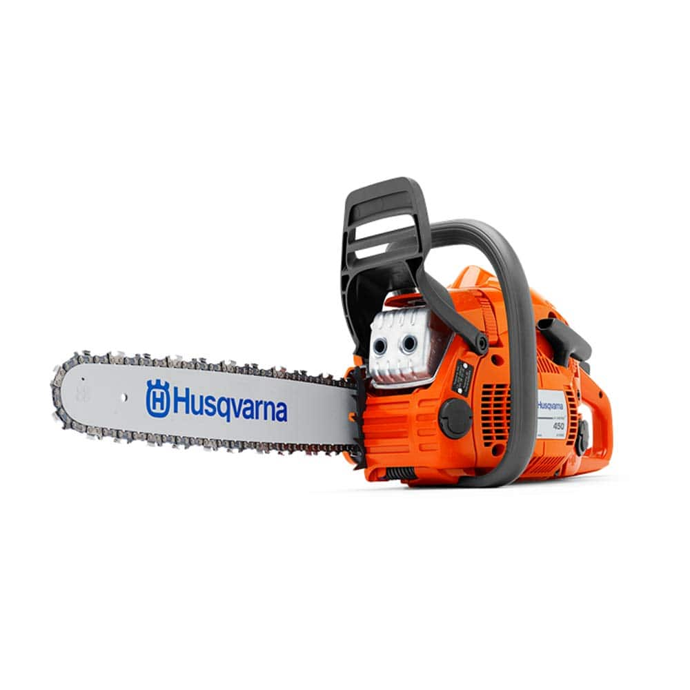 Best Chainsaw for the Money Husqvarna 450 Rancher Chainsaw