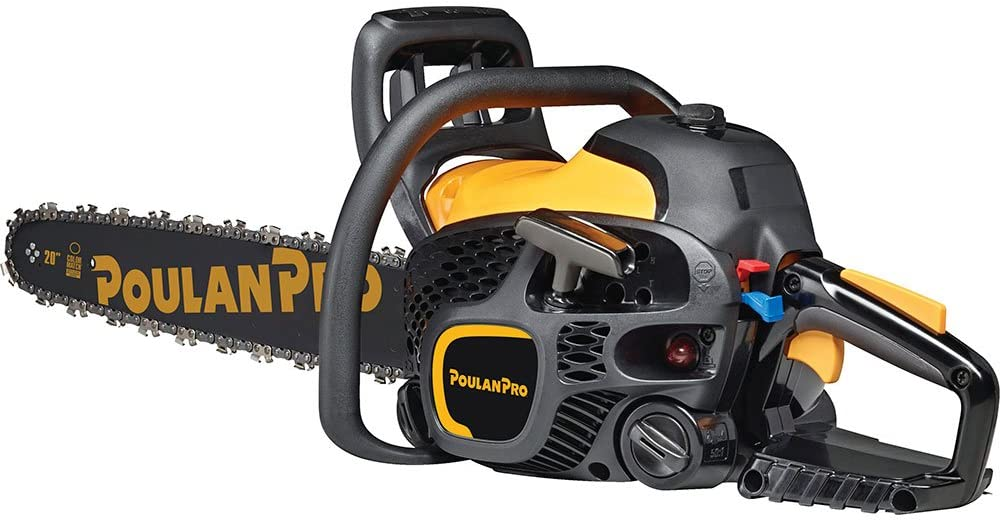 Best Chainsaw for the Money Poulan Pro PR5020 Chainsaw
