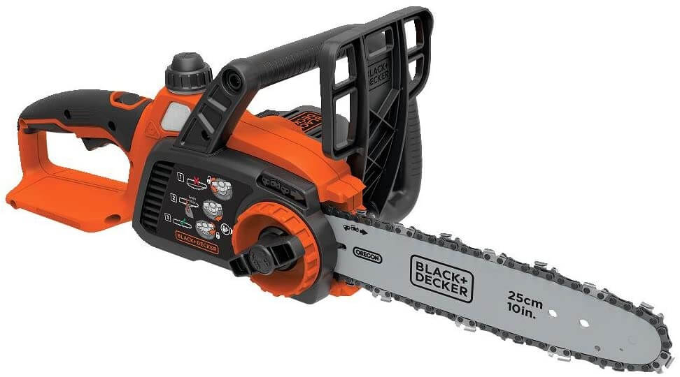Best Cordless Chainsaw for the Money BLACK+DECKER LCS1020 Chainsaw