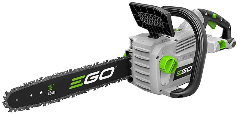 Best Cordless Chainsaw for the Money EGO Power+ CS1400 Chainsaw