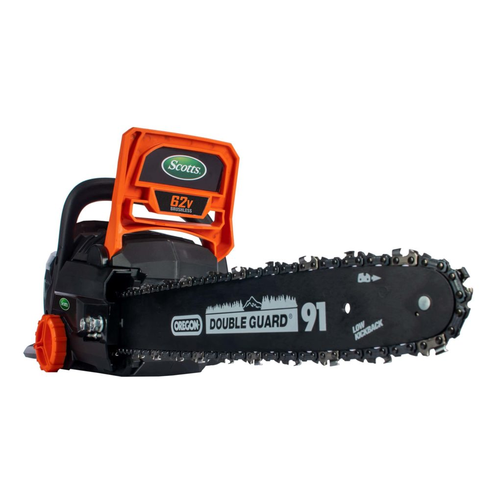 Best Cordless Chainsaw for the Money Scotts LCS31662S Chainsaw