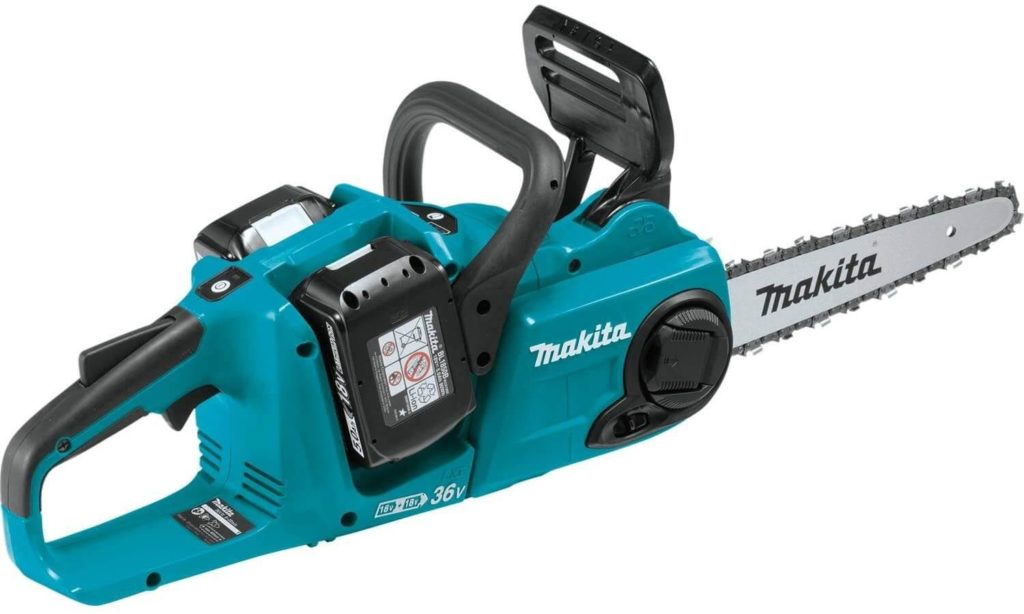 Best Cordless Chainsaw for the money Makita XCU03PT1 Chainsaw