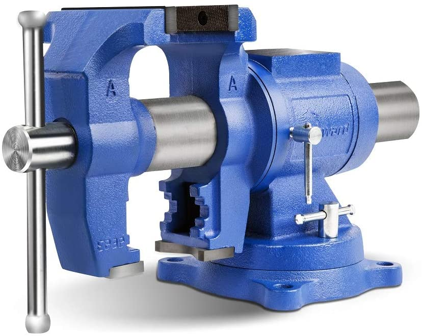 Best Bench Vise for the Money Forward DT08125A 5-Inch Heavy Duty Bench Vise