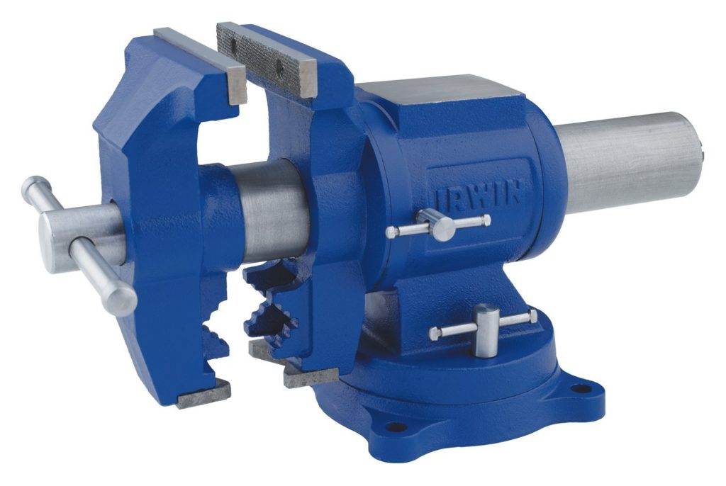 Best Bench Vise for the Money IRWIN Tools Multi-Purpose Bench Vise