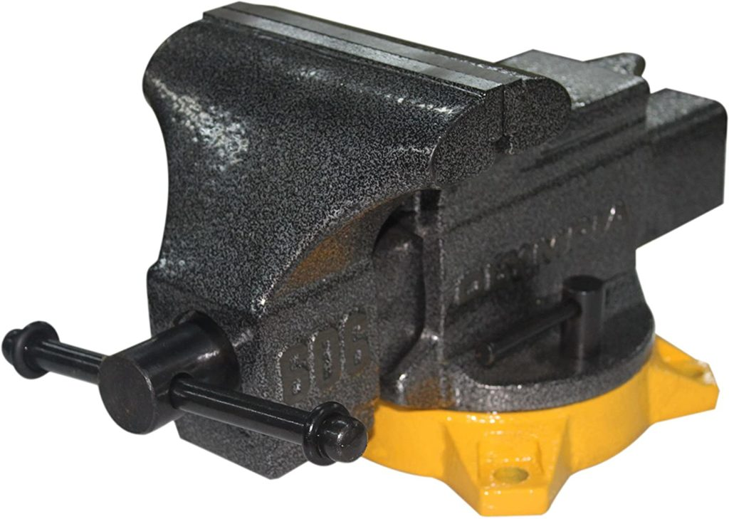 Best Bench Vise for the Money Olympia Tool Bench Vise