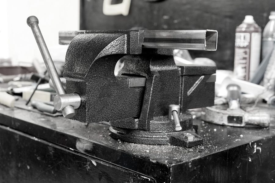 Best Bench Vise for the Money Cover Photo