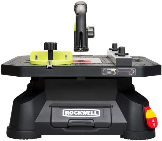 Best Budget Table Saw Rockwell BladeRunner X2 Portable Tabletop Saw RK7323