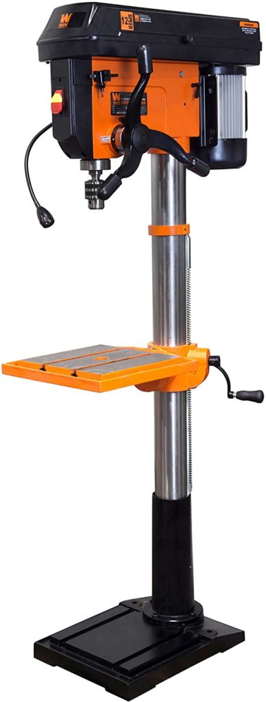 Best Floor Drill Press for the Money WEN 4225 Variable Speed Drill Press