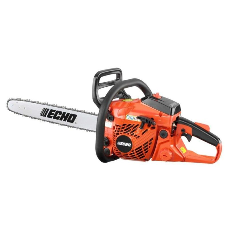 Best Gas Chainsaw for the Money Echo CS-400 18 Inch