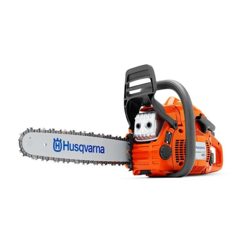 Best Gas Chainsaw for the Money HUSQVARNA 450 Rancher 18