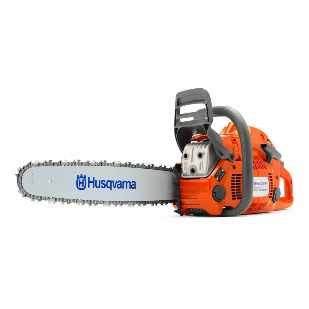 Best Gas Chainsaw for the Money Husqvarna 460 Rancher 24 Inch