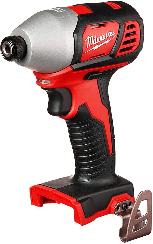Best Impact Driver for the Money Milwaukee 2656-20 M18 Hex Impact Driver
