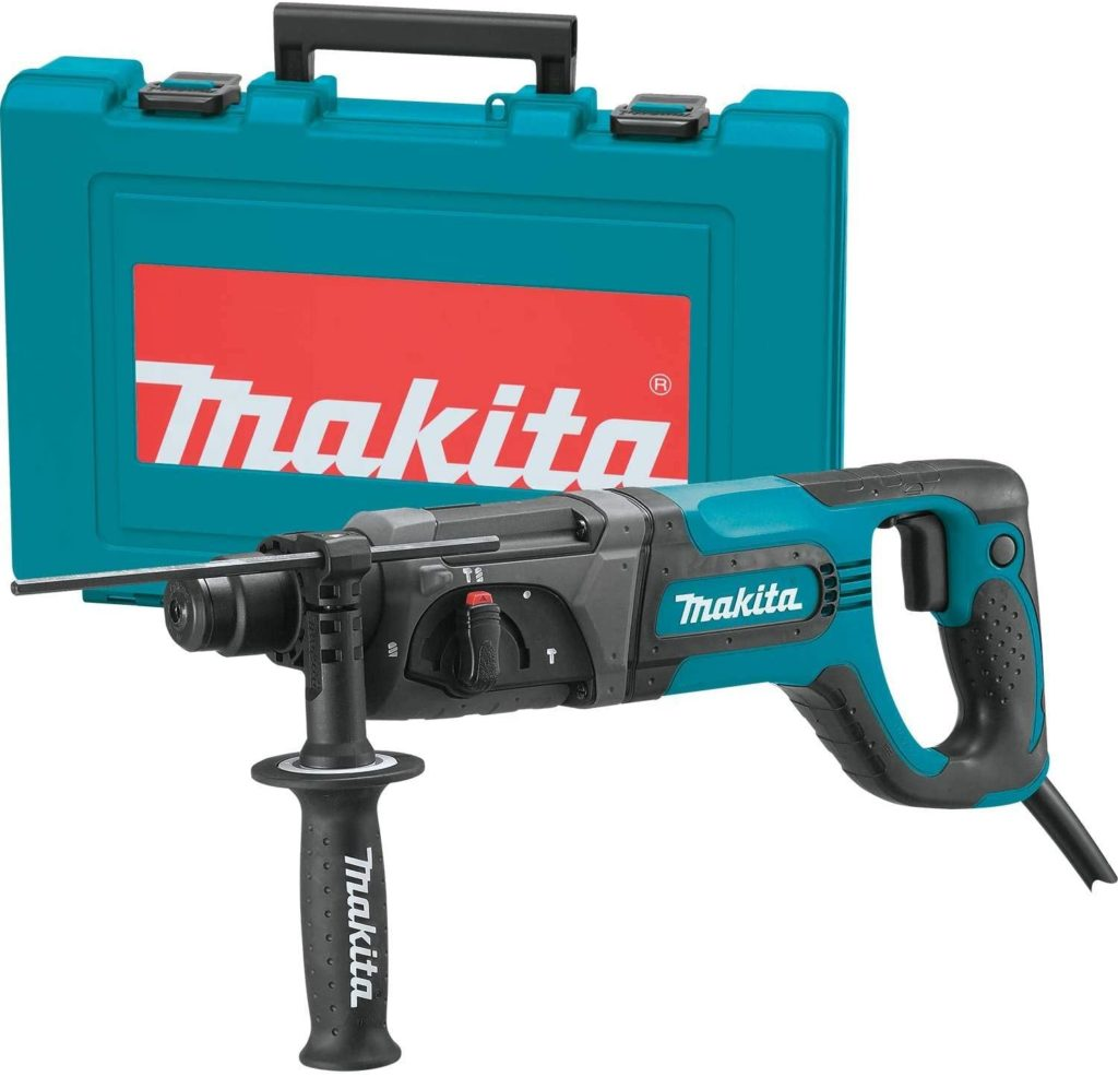 Best Rotary Hammer Drill for Concrete Makita Makita HR2475 SDS Rotary Hammer Drill