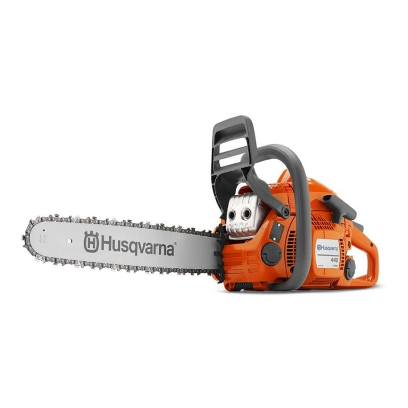 Best Small Gas Powered Chainsaw Husqvarna 440E 16-Inch