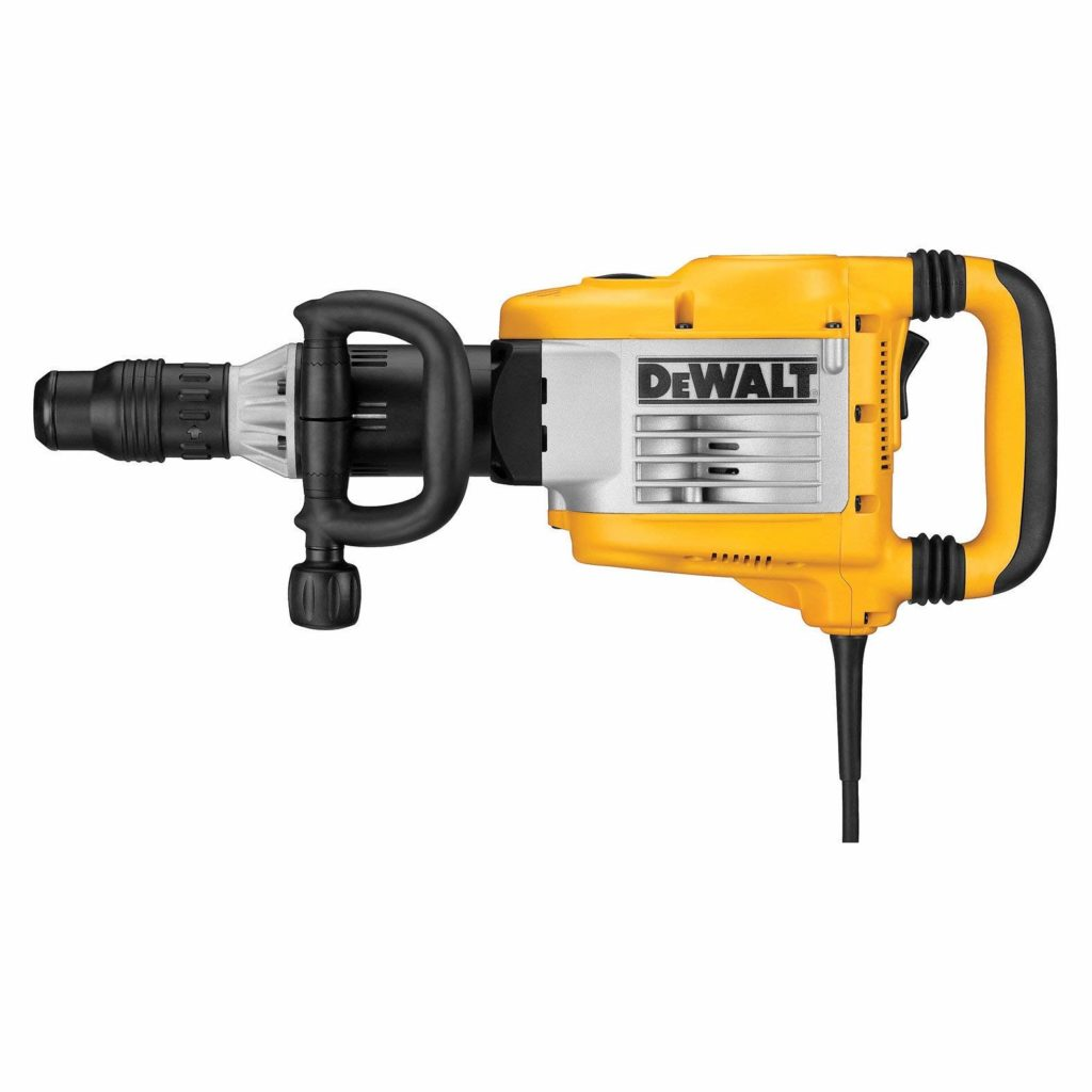 Best Demolition Hammer for Tile Removal DEWALT D25901KR SDS Demolition Hammer