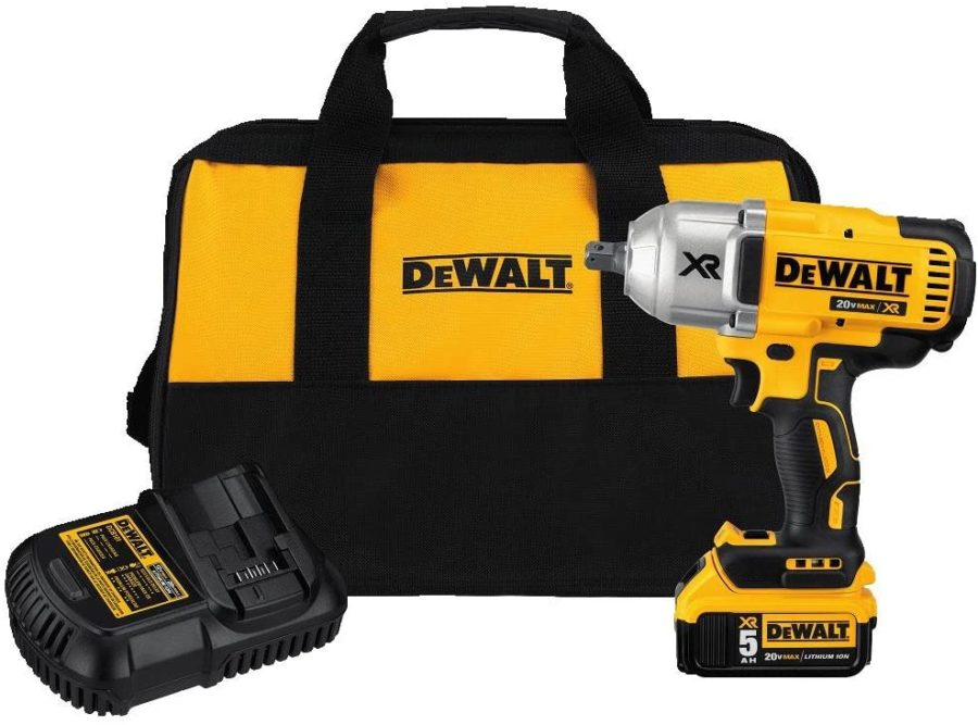 DeWALT DCF899P1 20V Impact Wrench w Kit