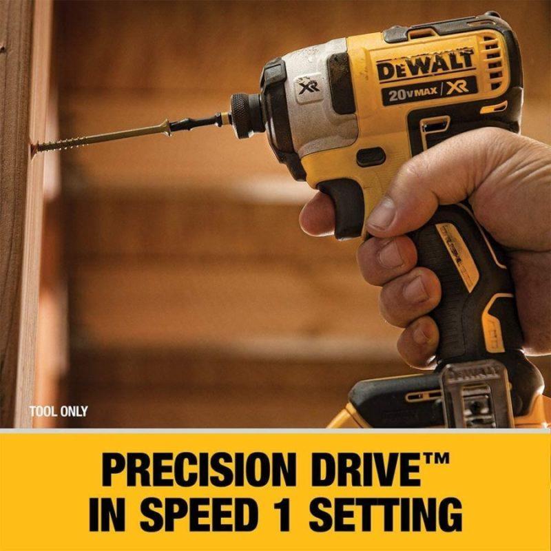 Hammer Drill vs Impact Driver DEWALT DCF887B 20V MAX Impact Driver