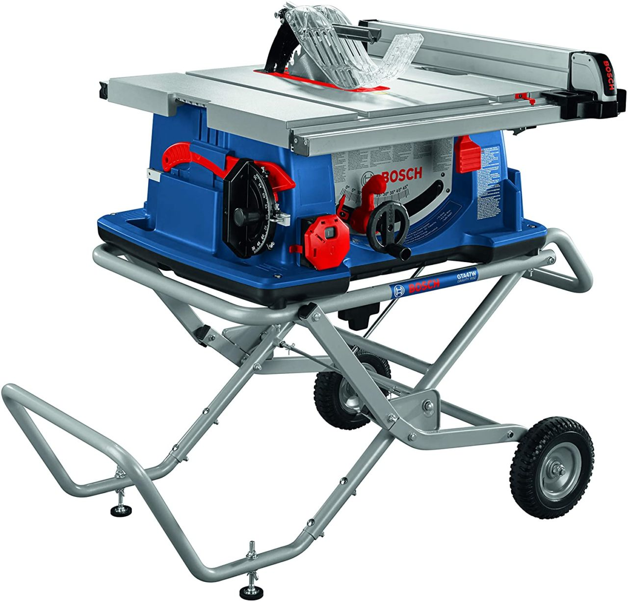 Bosch 4100XC-10 - best contractor table saw for the money