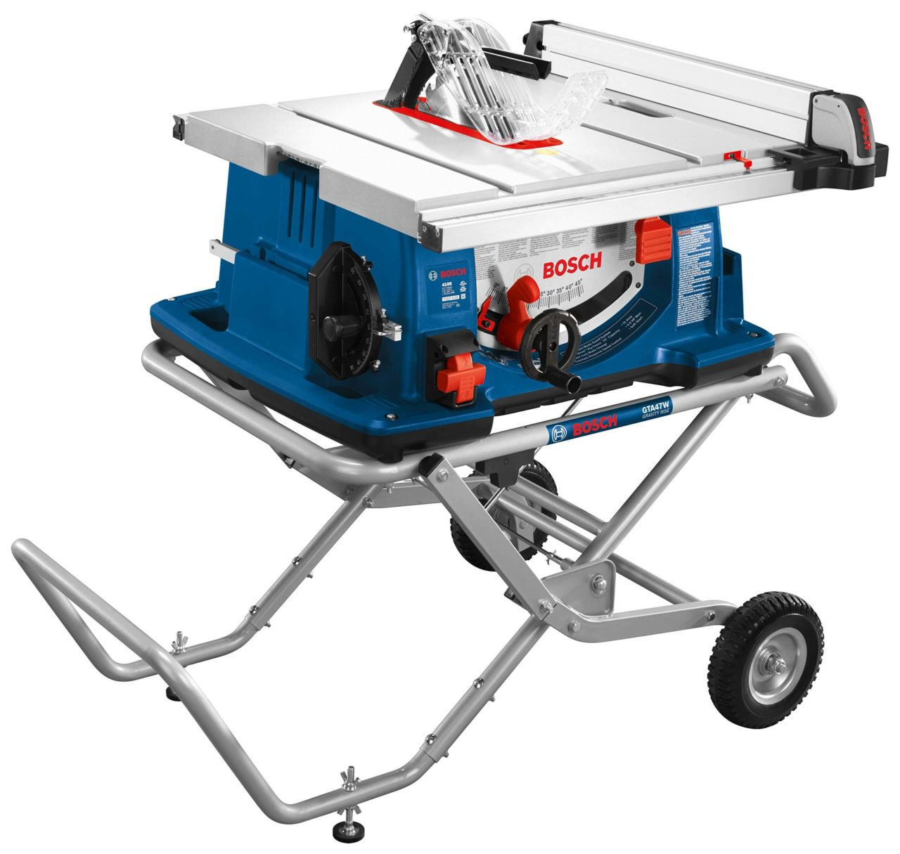 Bosch Power Tools 4100-10 - Best Jobsite Table Saw for Dado Cuts