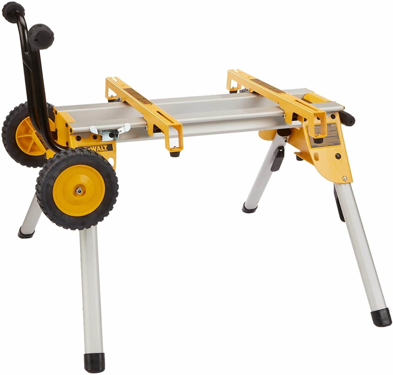 DeWALT DW7440RS Rolling Table Saw Stand - Best Table Saw Stand