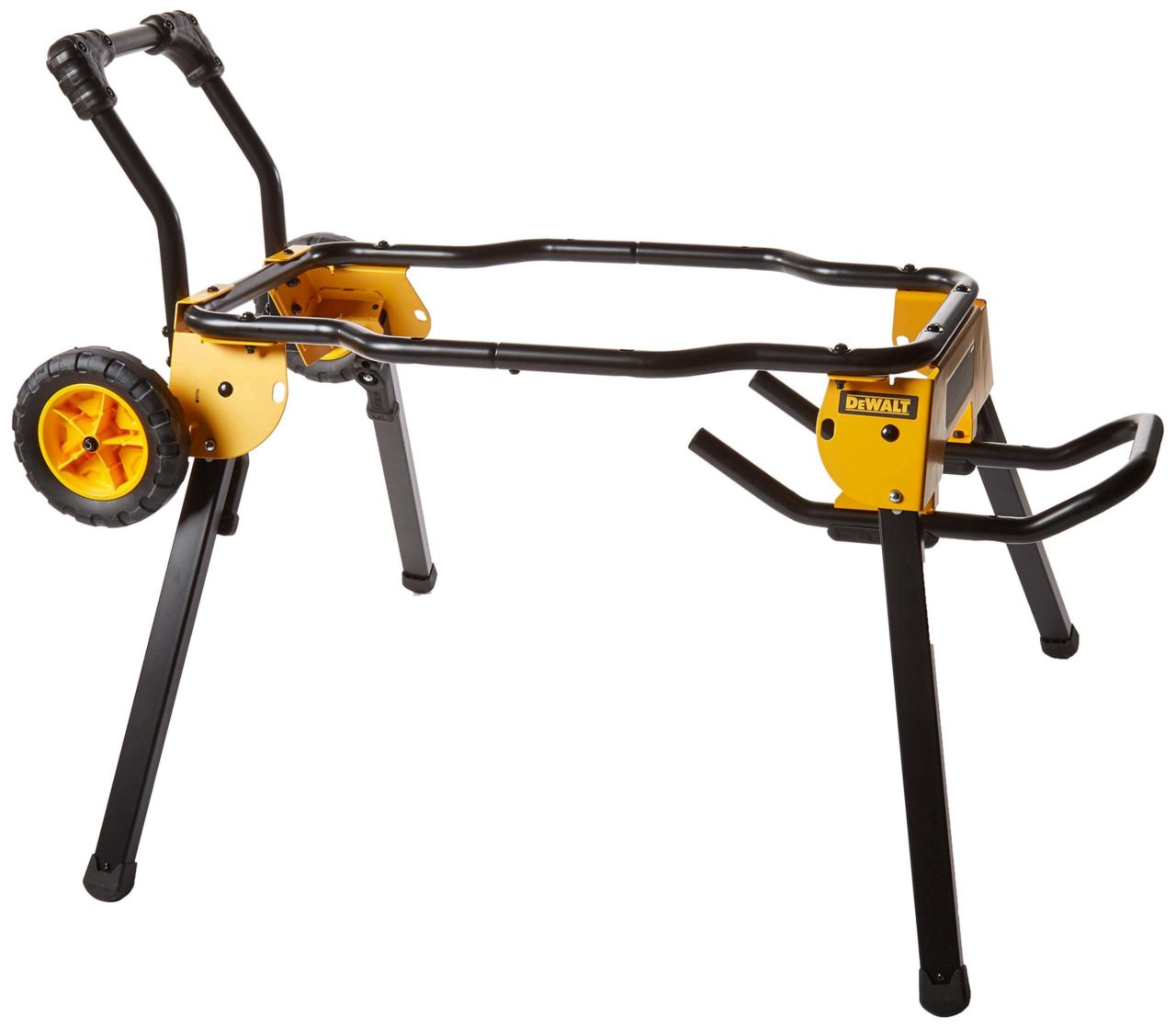 DeWALT DWE74911 Rolling Table Saw Stand - Best Replacement Table Saw Stand