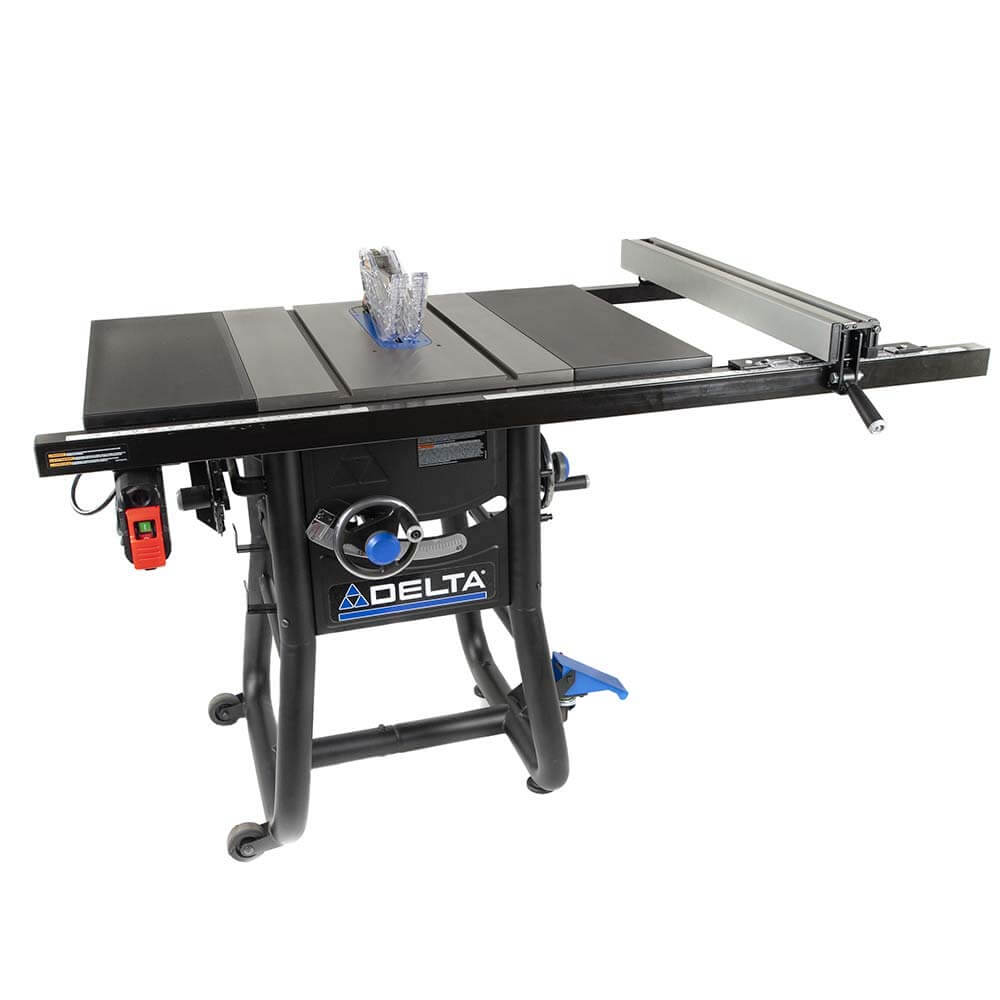 Delta 36-5100T2 - Best Hybrid Table Saw for the Money