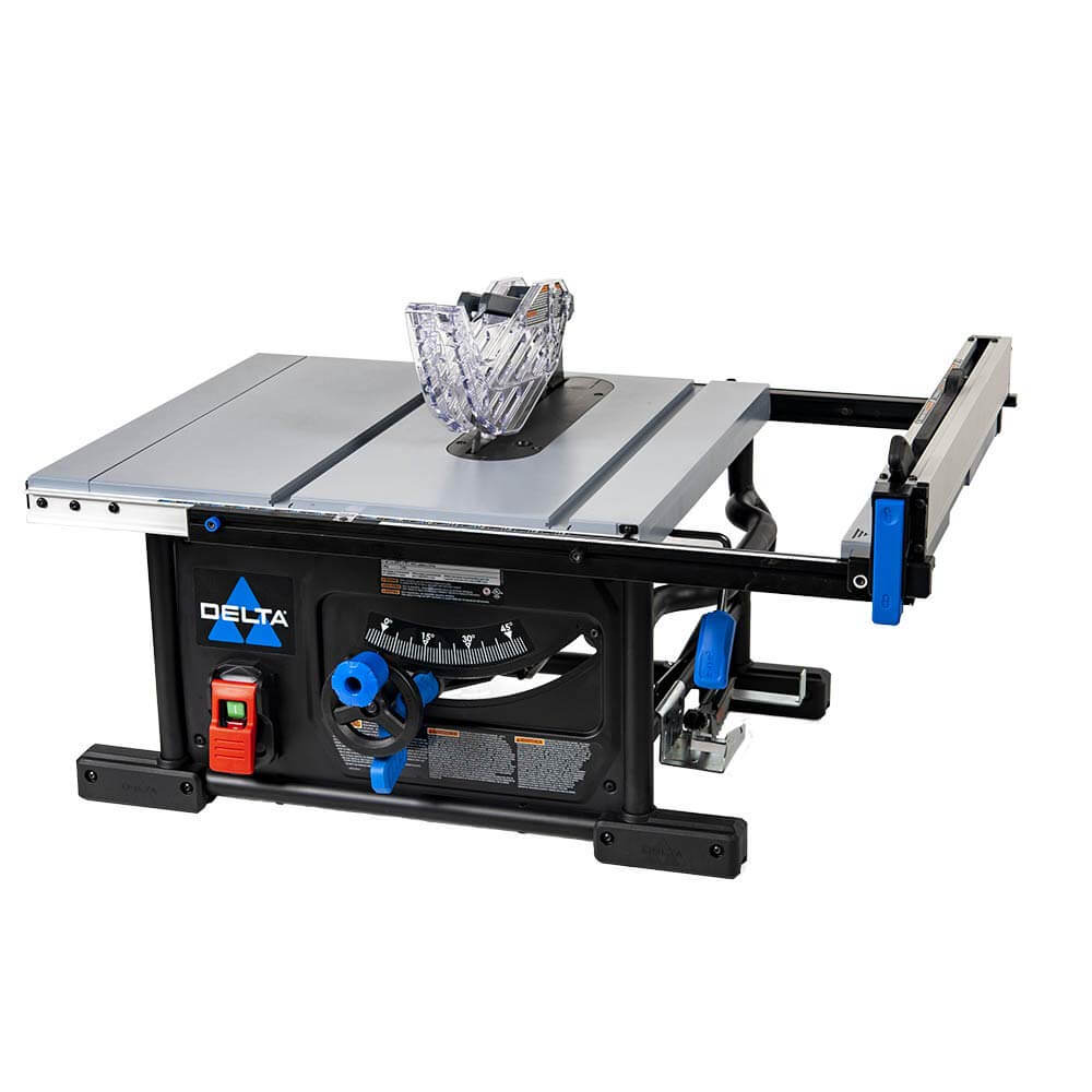 Delta 36-6013 - Best Portable Table Saw for Dado Cuts