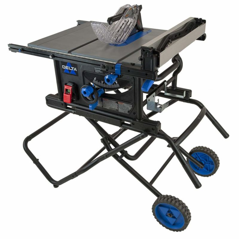 Delta 36-6023 - best jobsite table saw for the money