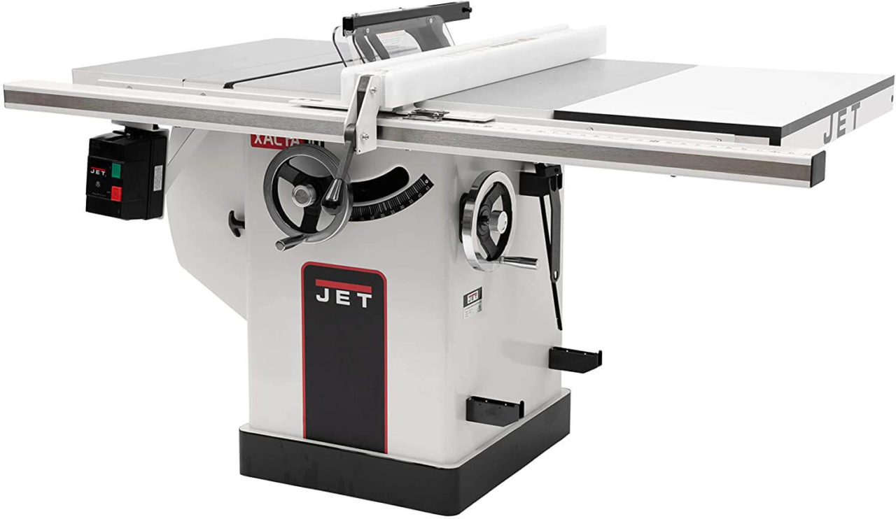 JET 708674PK - Best Rated Hybrid Table Saw