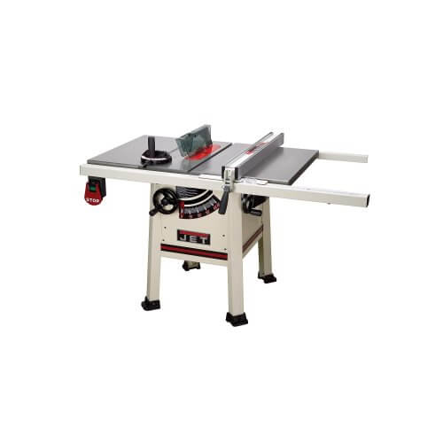 Jet JPS-10 - Best Portable Contractor Table Saw