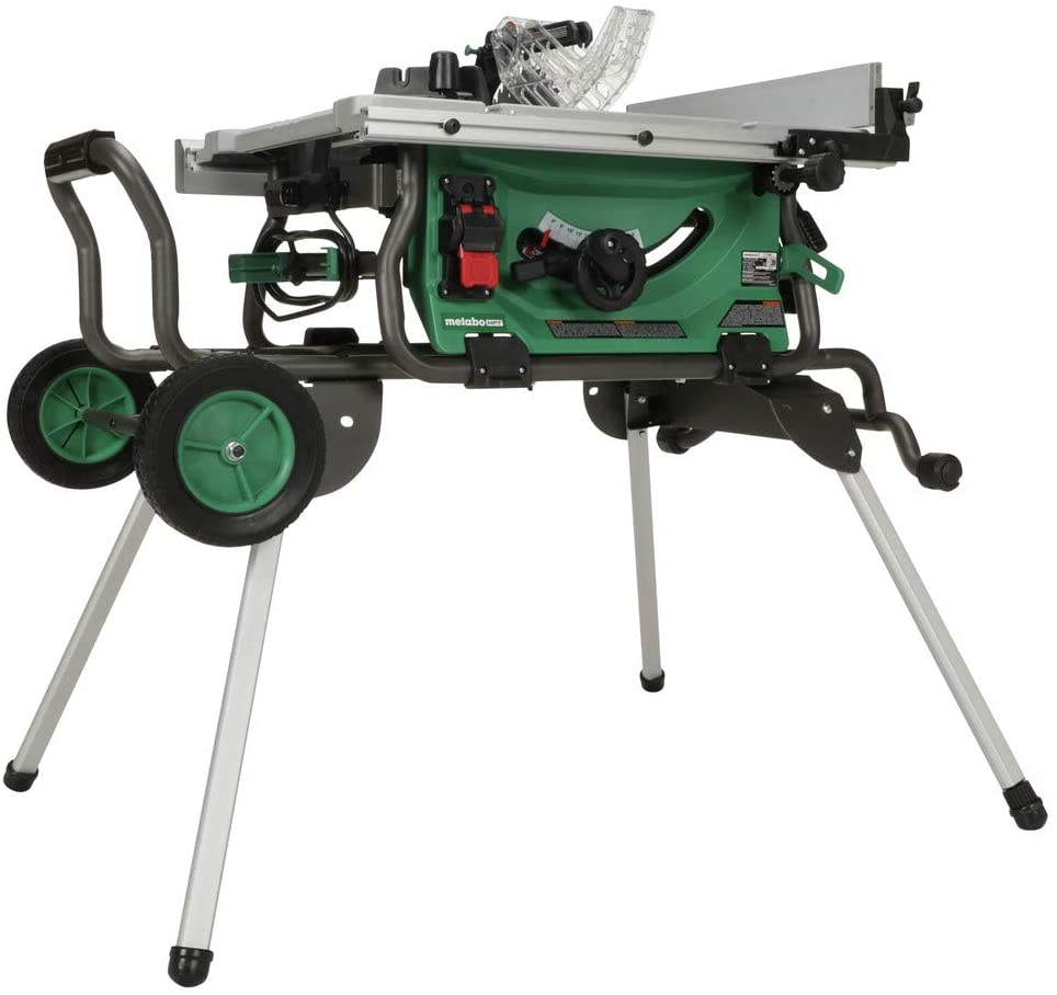 Metabo HPT Table Saw C10RJS - best value portable table saw