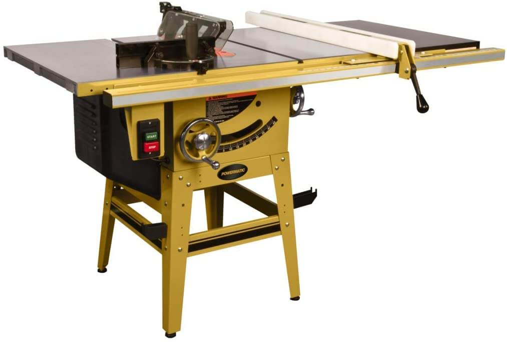 Powermatic 64B 1791230K - Best Hybrid Table Saw for Woodworking