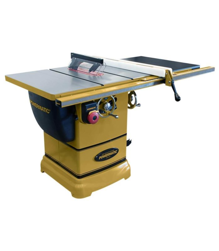 Powermatic PM1000 - Best Cabinet Table Saw for Dado Cuts