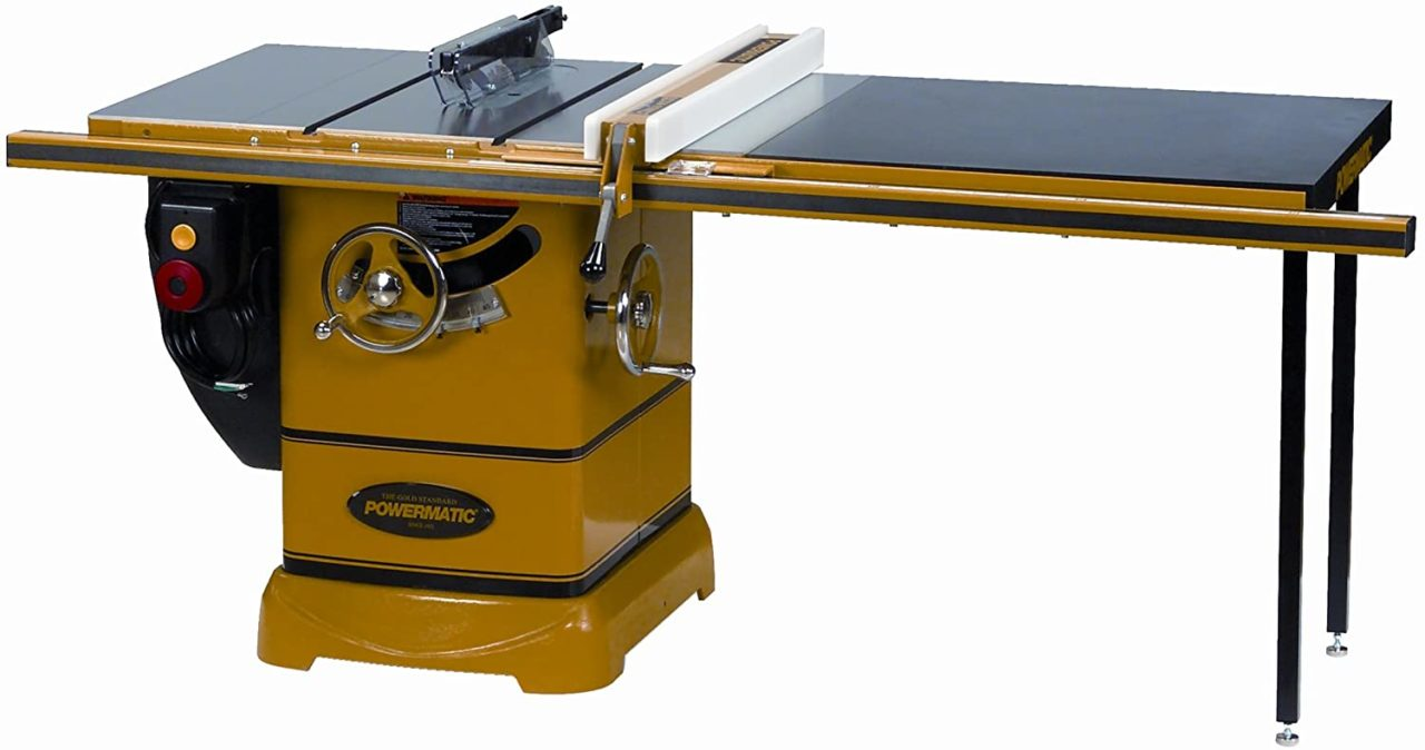 Powermatic PM1000 - best cabinet table saw for the money