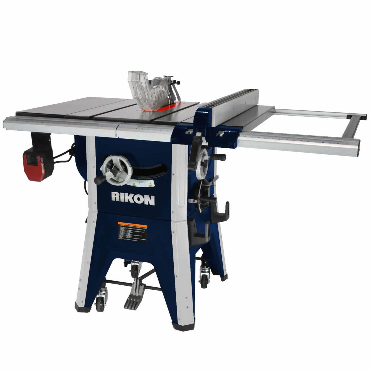 Rikon 10 Contractor Saw - Best Budget Contractor Table Saw