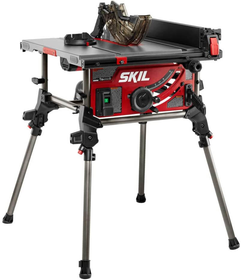 SKIL TS6307-00 - best portable table saw for beginners
