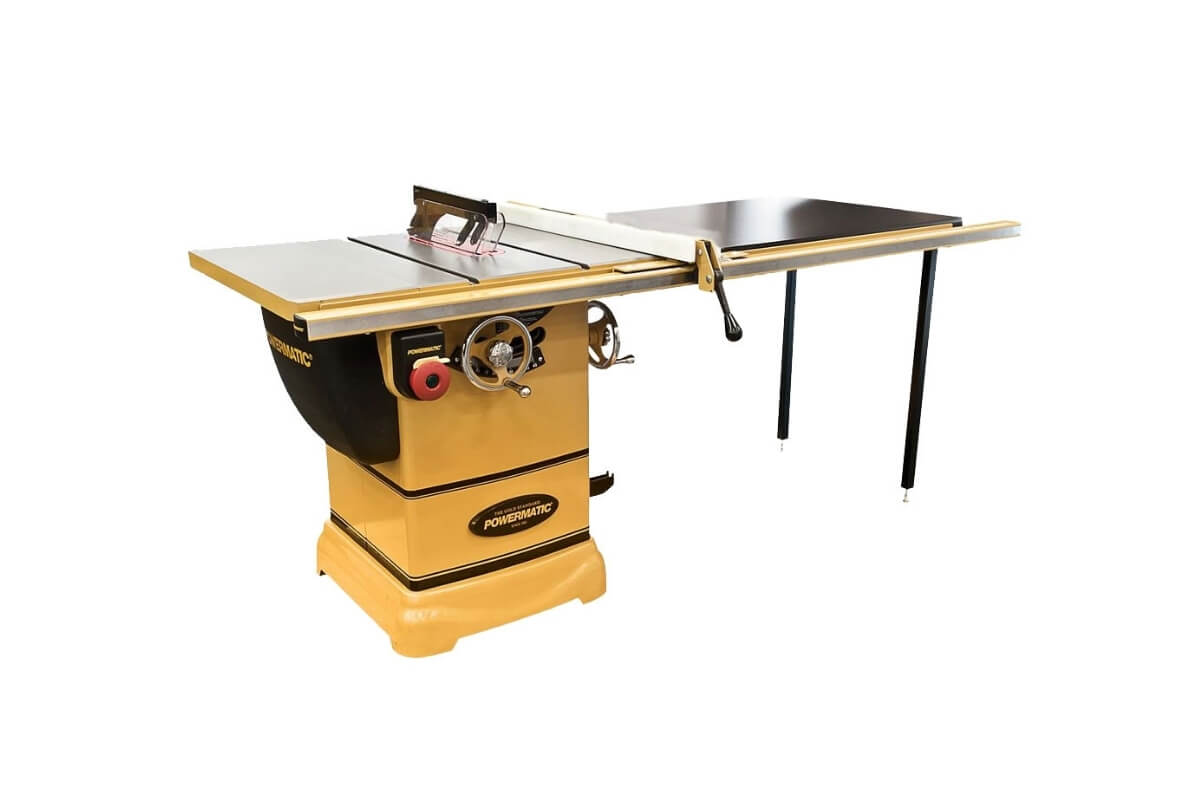 Cabinet Table Saw Image