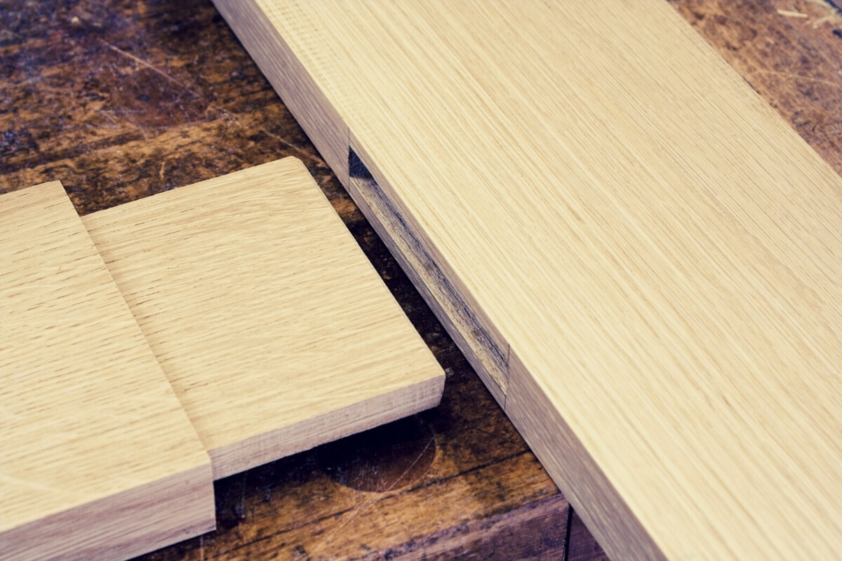 How to Cut Tenons on a Table Saw Image