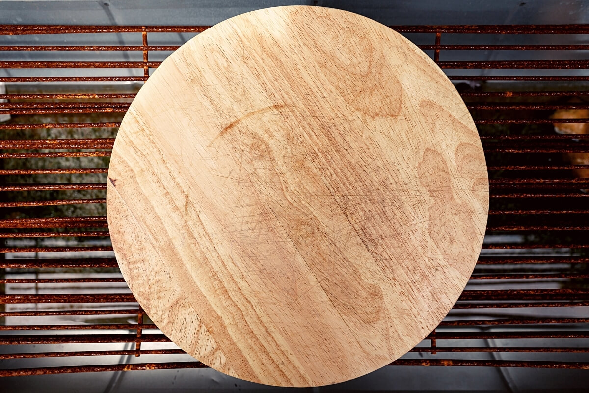 How to Cut a Circle on a Table Saw Image