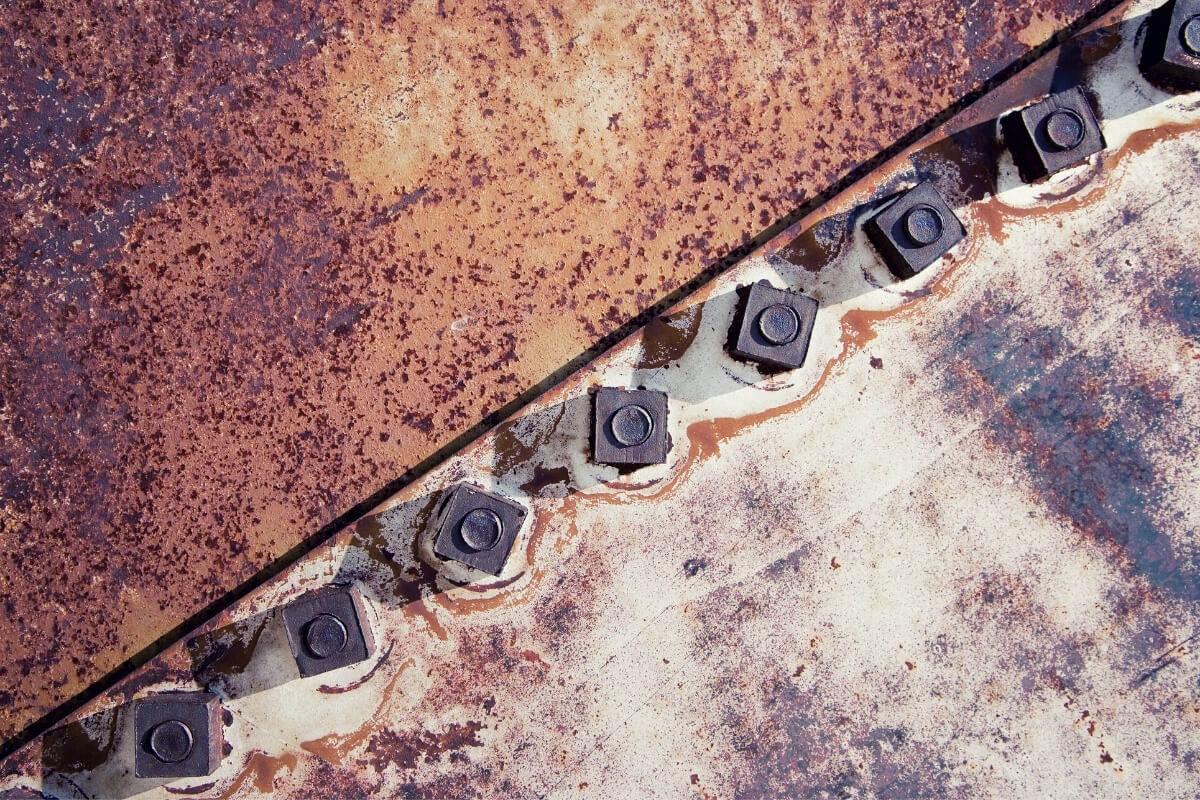 How to Remove Rust From Table Saw Image