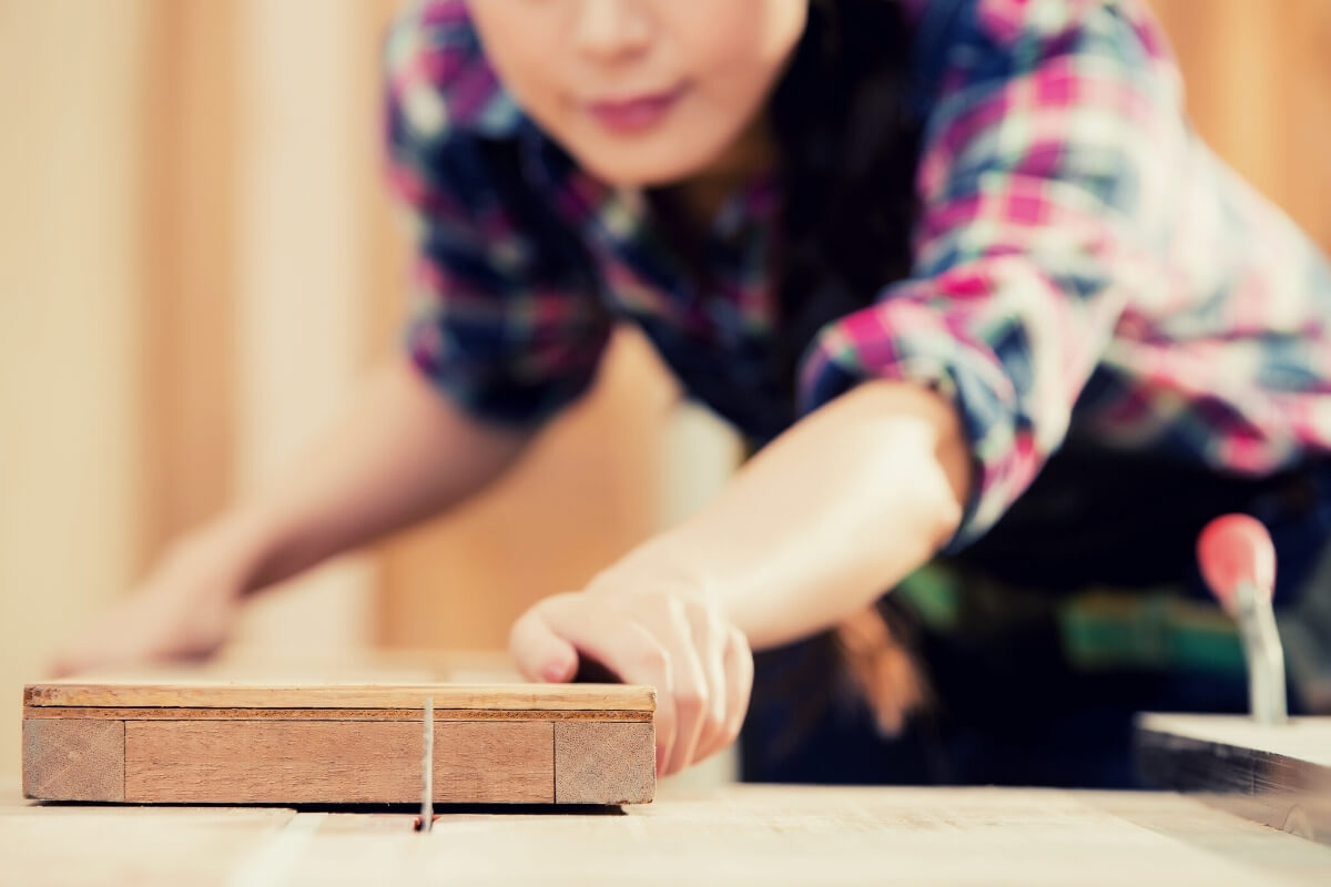 How to Rip Boards With a Table Saw Image
