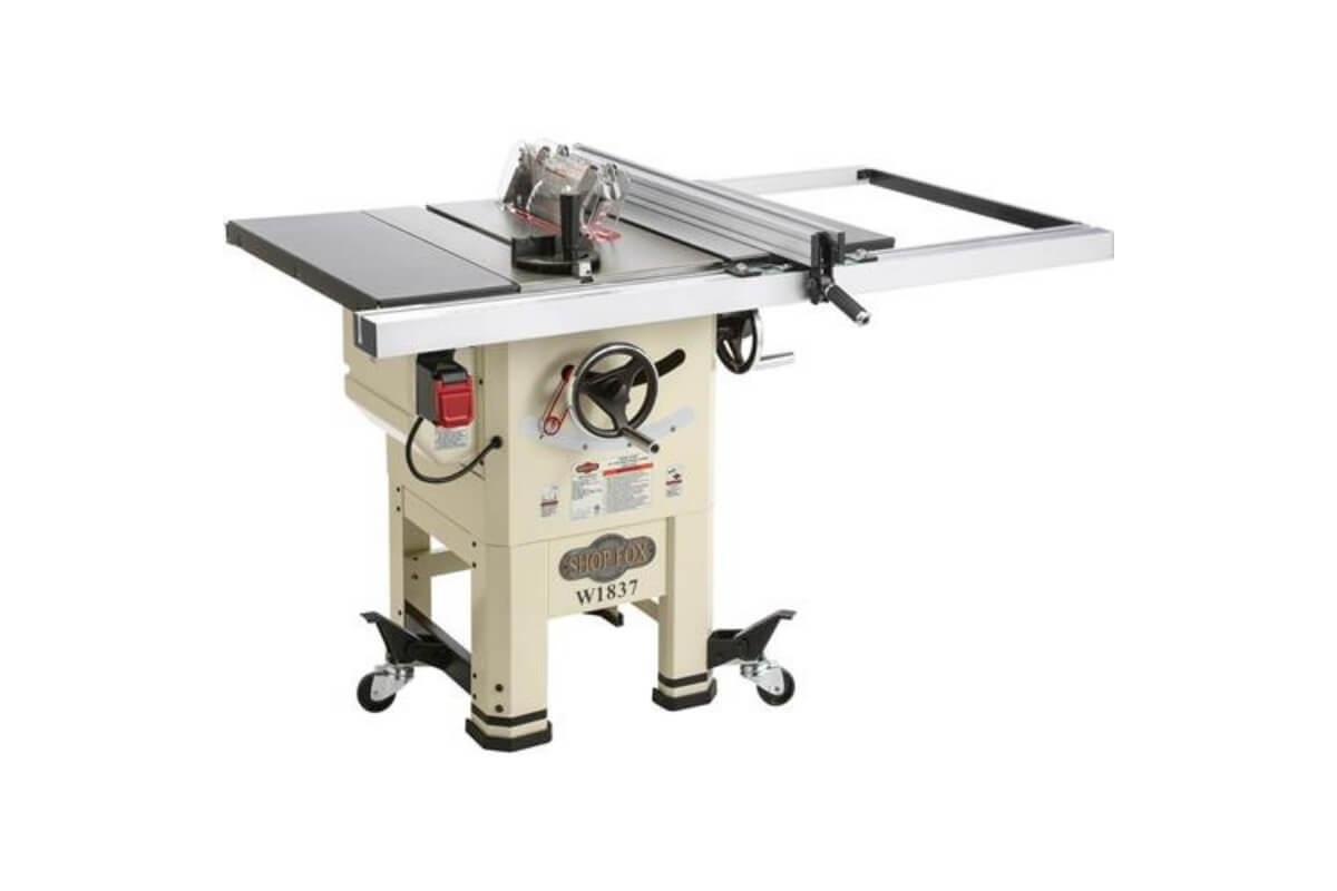 Hybrid Table Saw Image