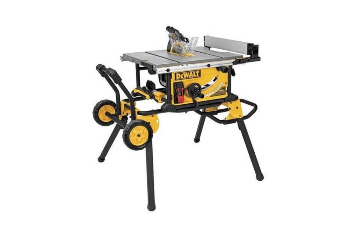 Jobsite Table Saw Image