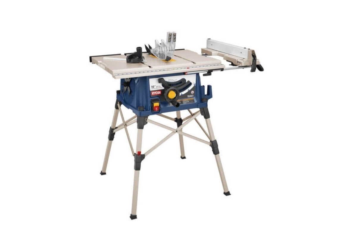 Portable Table Saw Image