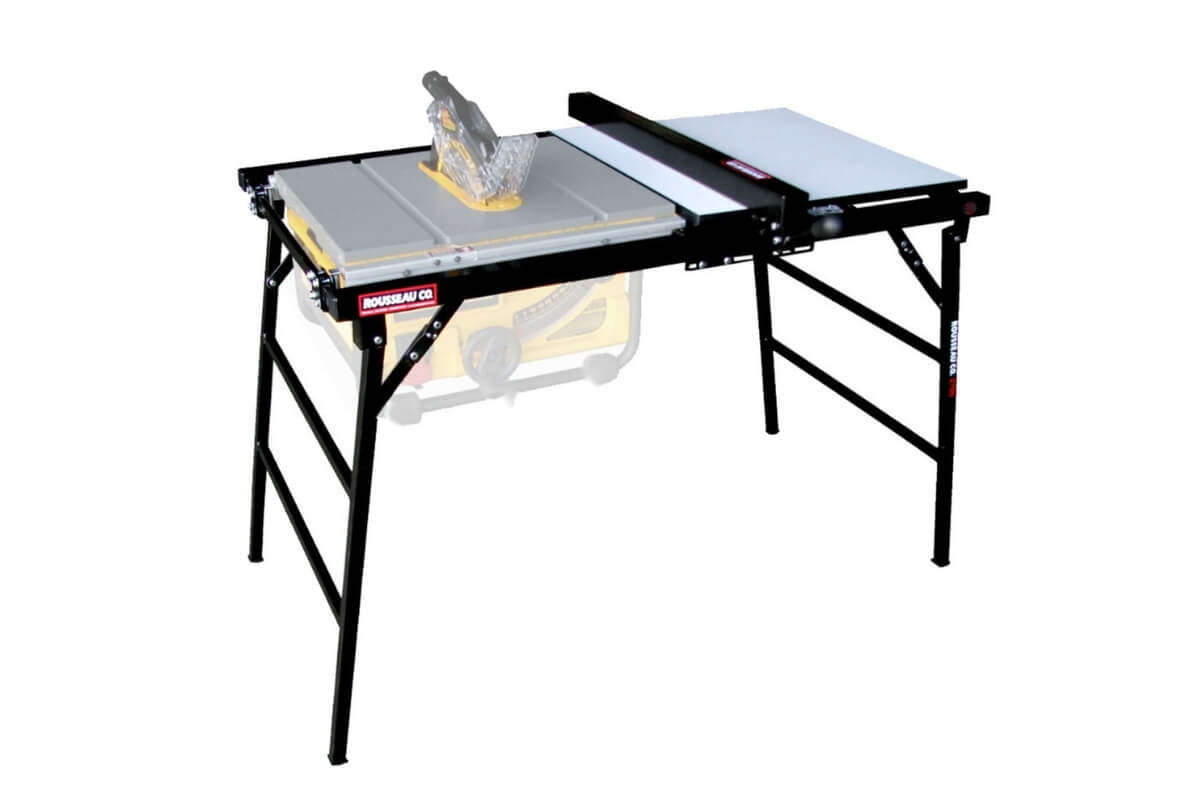 Table Saw Stand Image