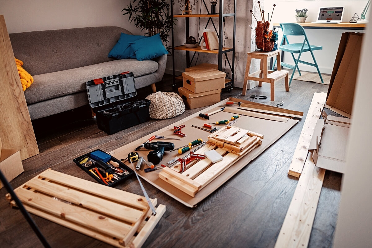 Table Saw vs Track Saw for home projects Image