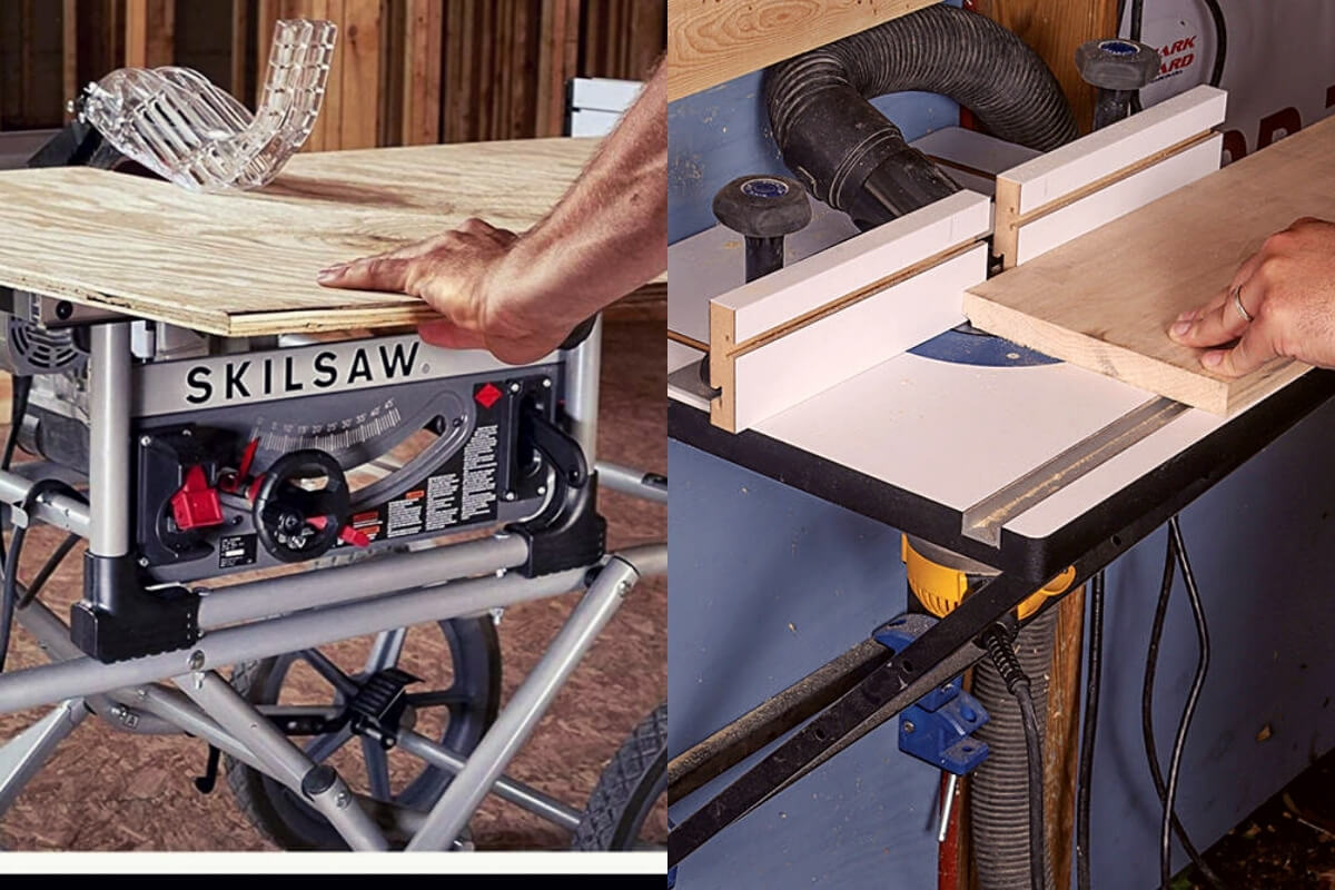 Tongue And Groove Table Saw Vs Router Image