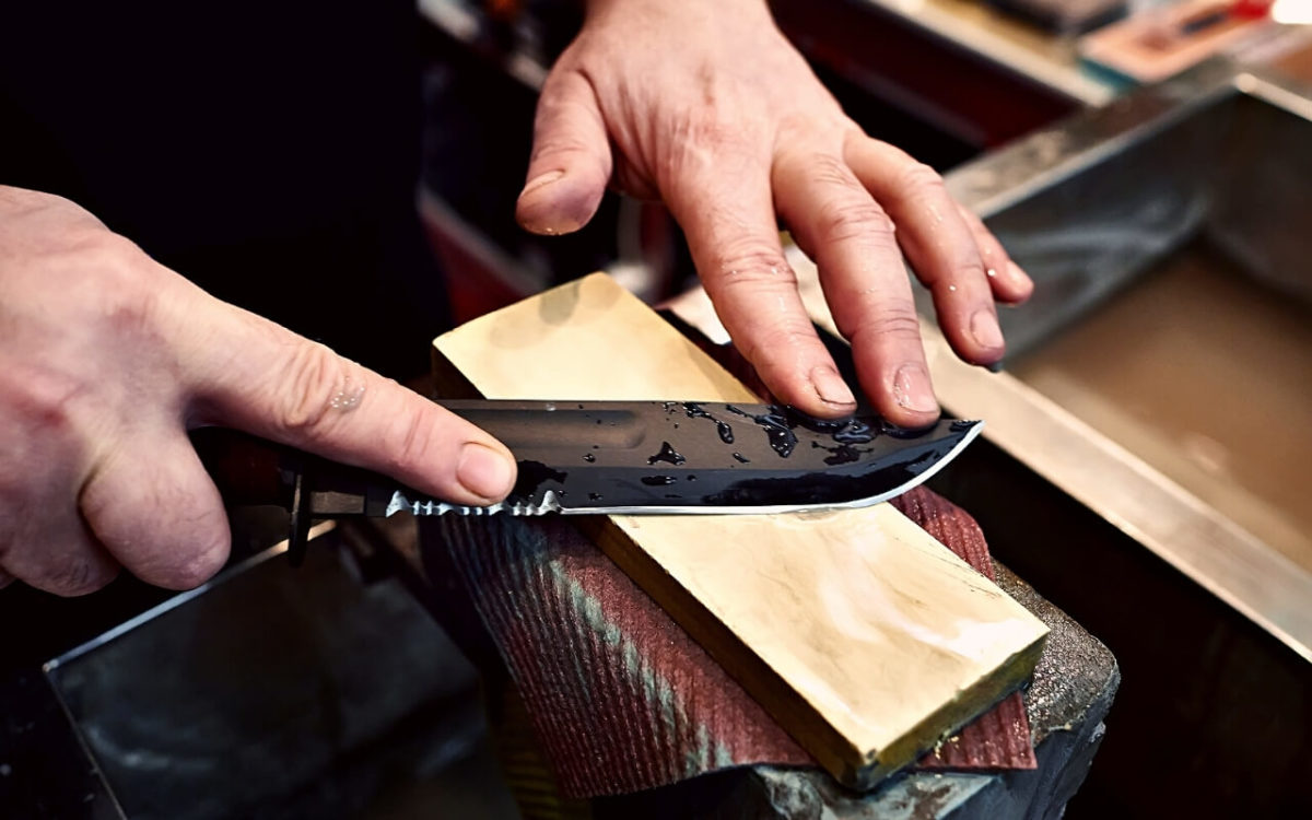 How To Sharpen Utility Knife Blades